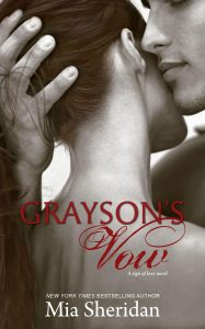 Graysons Vow Cover