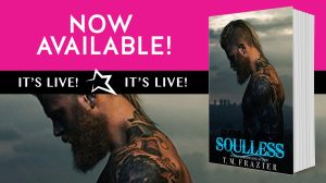 soulless now available