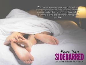 Sidebarred love