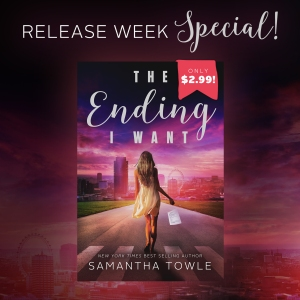 The Ending I Want Release Week Special