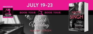 rock wedding book tour